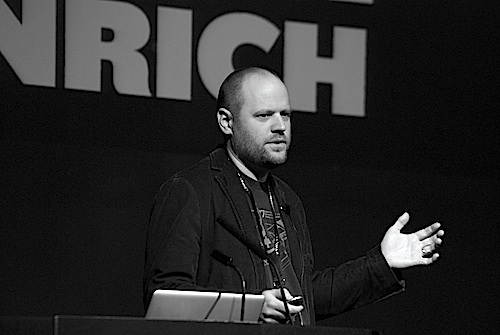 Dan Cederholm at Future of Web Design 2010